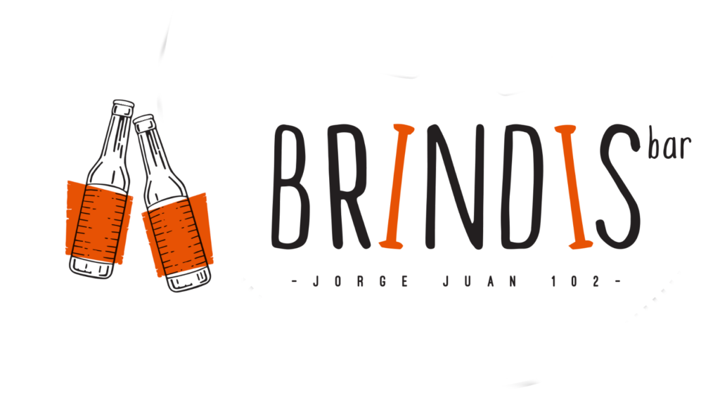 Logo Brindis Bar