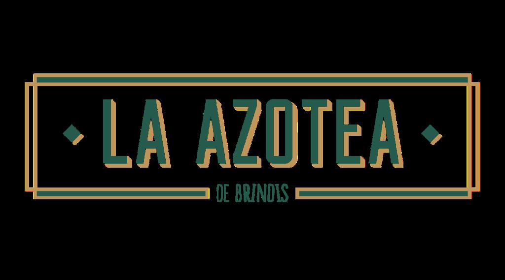 Logo La Azotea de Brindis