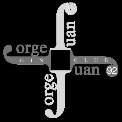 logo blanco gin club